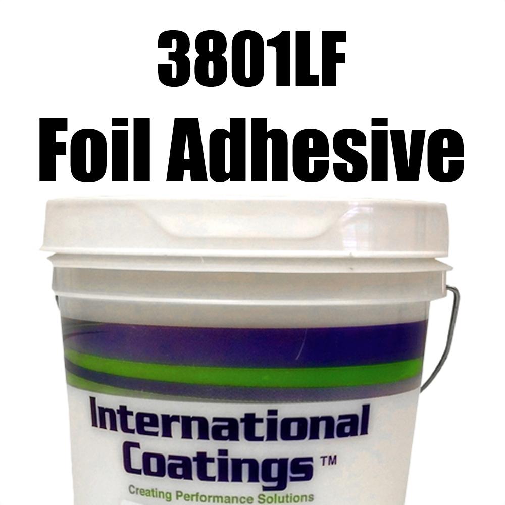 3801lf Foil Adhesive