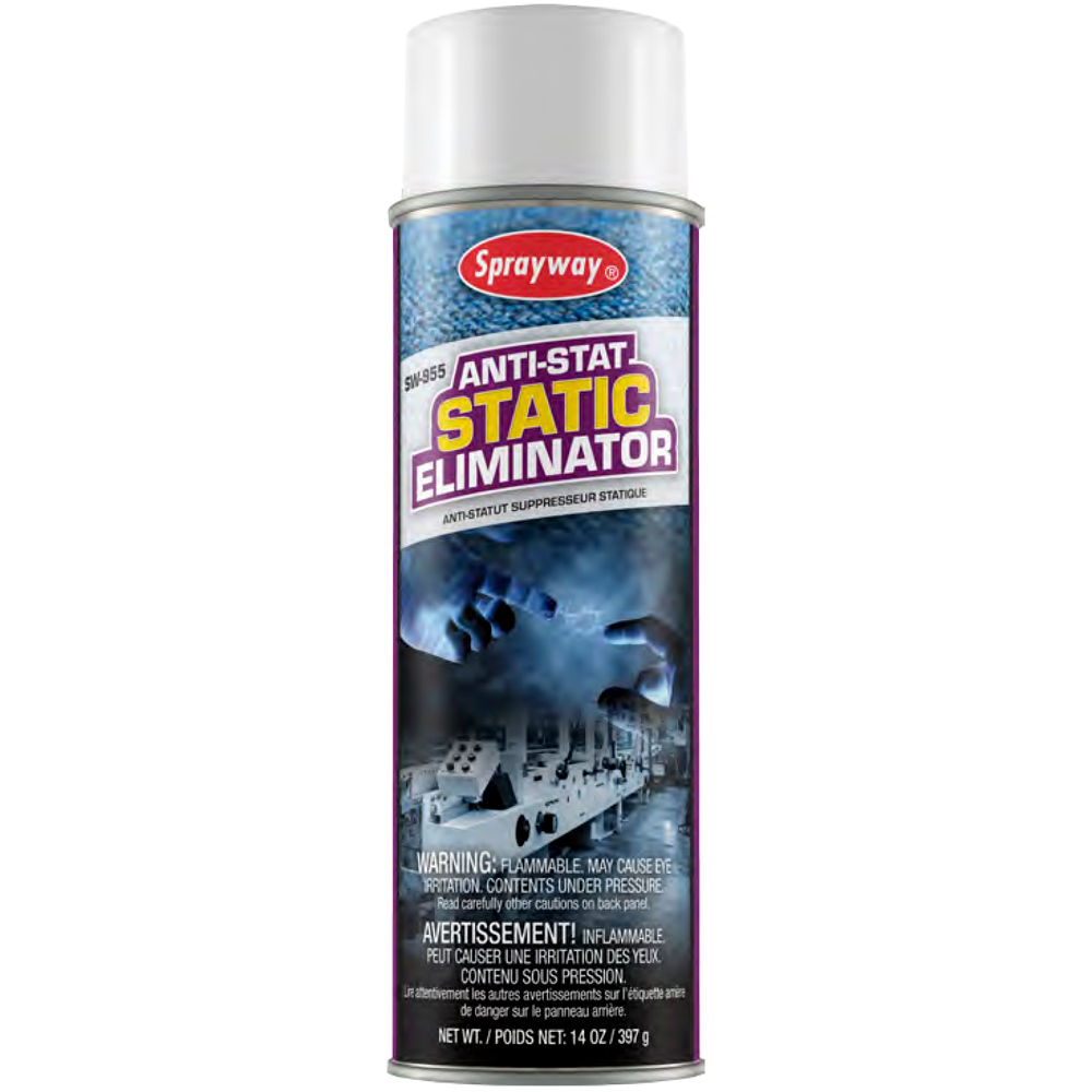 Anti Static Products : Anti static spray