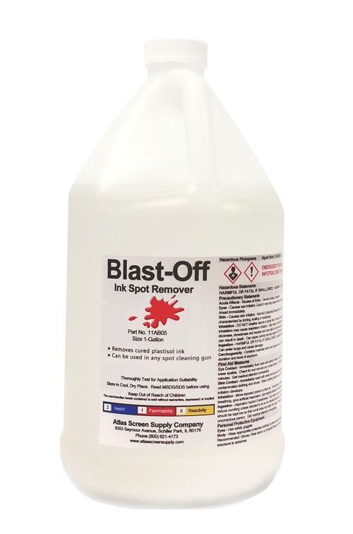 - Blast-Off Spot Remover (Gallon) #11AB05