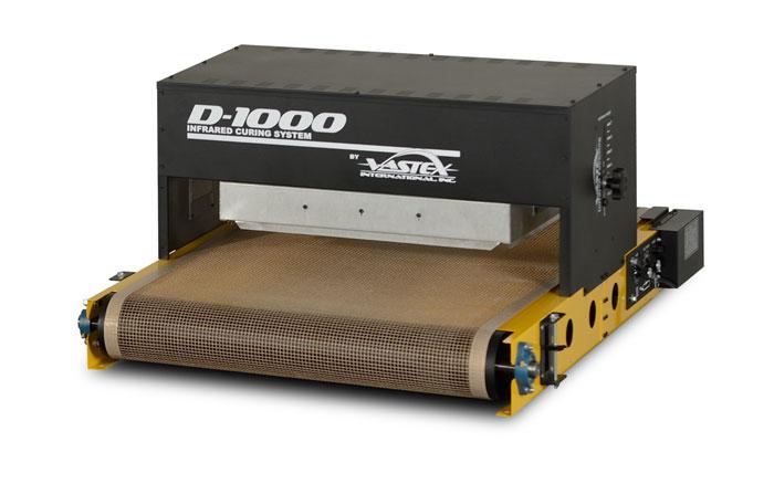 D 1000 Conveyor Dryer