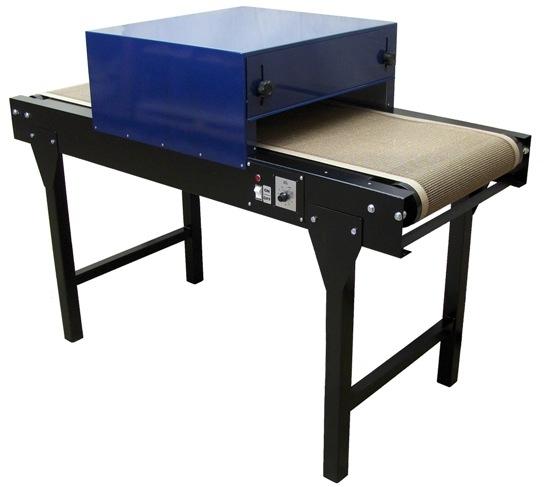 Home Based Equipment Hbe 5ft 2000w Conveyor Dryer Hbecd5