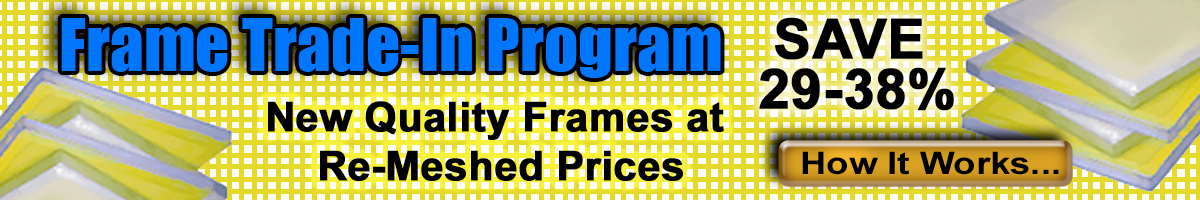 Frame Trade-In Program