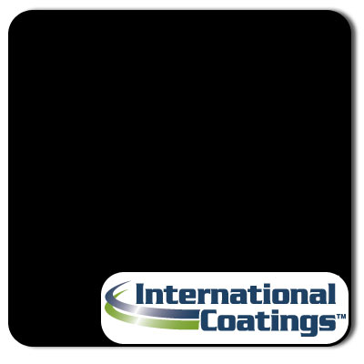 717 Ultimate Black ultimate black, jet black, international coatings, ink