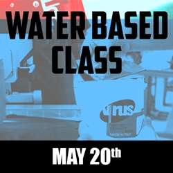 NEW Water Based Screen Printing Class