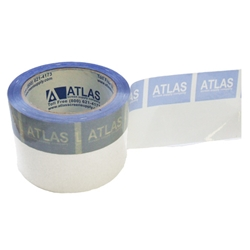 "3"" Atlas Split Tape (Blue/White) (60 yds)"