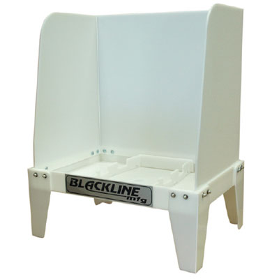 Blackline ELS Tabletop Washout Booth