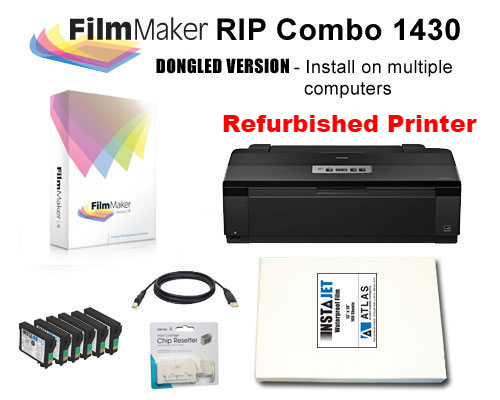 FilmMaker v4 RIP Combo 1430- All Slots Black