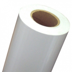 photograph about Printable Self Adhesive Vinyl Roll known as Printable White Vinyl