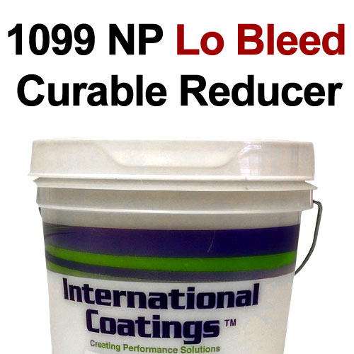1099 Lo-Bleed Curable Reducer