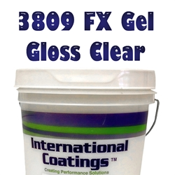 3809 FX Gel Gloss Clear