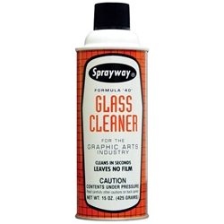 40 Glass Cleaner