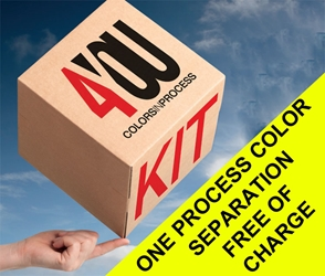 4You Kit Virus Process Colors