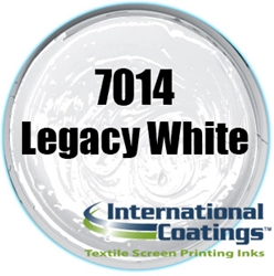 7014 LEGACY WHITE INK