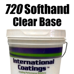 720 Softhand Clear Base soft hand, modifier, clear base, international coatings