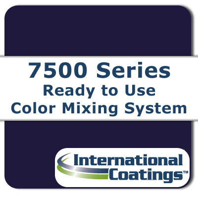 7509 Mixing Violet NP international coatings, 7500 series, screen printing ink