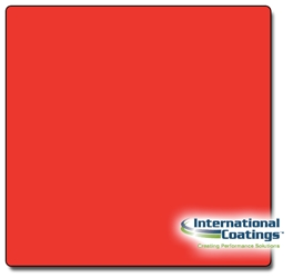 904LF Scarlet international coatings, nylon ink, screen printing