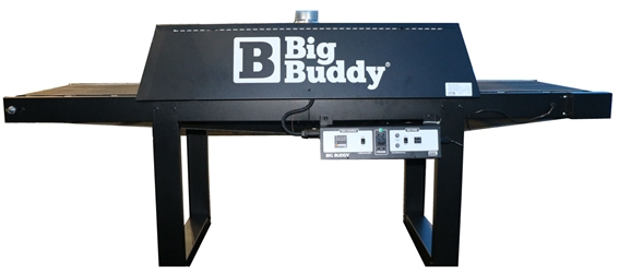 Big Buddy Conveyor Dryer