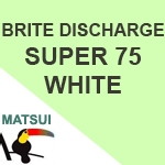 Brite Discharge Super 75 White
