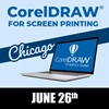 CorelDRAW for Screen Printing - Chicago, Illinois - June 26th