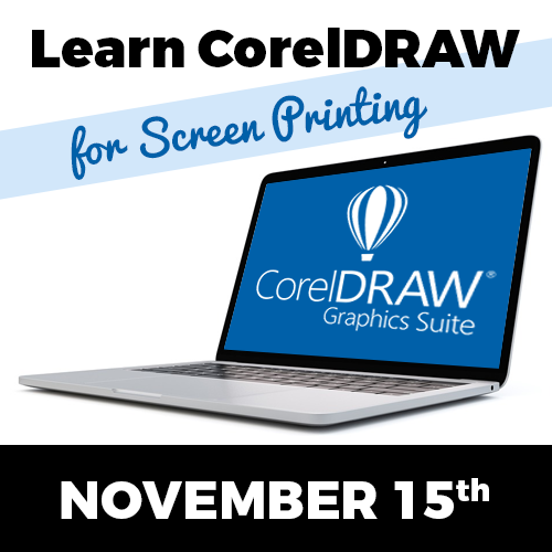 CorelDraw for Screen Printers