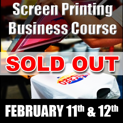 Sold Out Class February