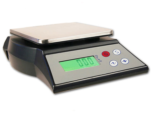 Digital Scale (3000g) - 0.005oz (0.1g) - 5.7 x 5.7