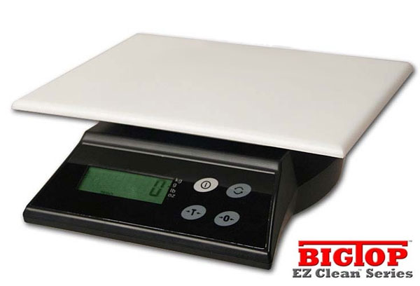 Digital Scale (6000g) - 0.05oz (1g) - Large Platform 9.0 x 7.5