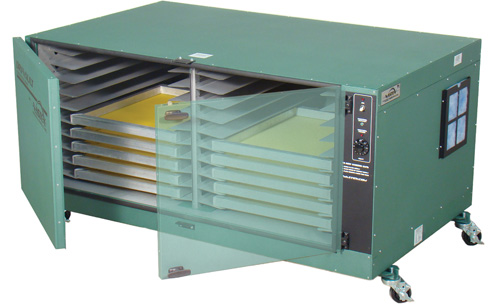 Vastex Dri-Vault Screen Drying Cabinet