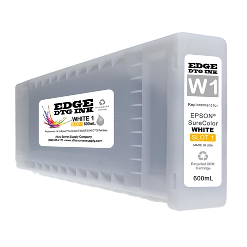 EDGE DTG Ink White Epson Replacement