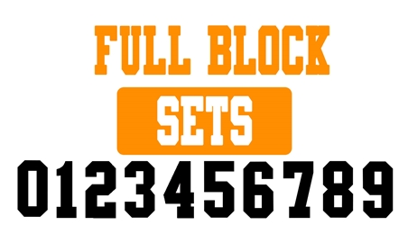 Full Block Sets