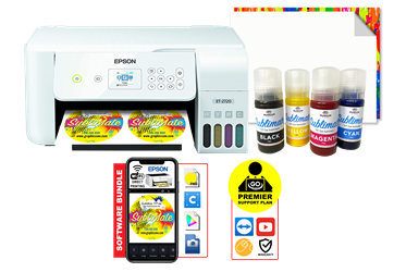 GO ET-2720 Dye Sublimation System