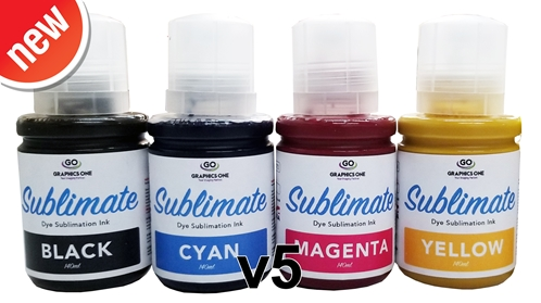 GO Sublimate Ink 140mL v5