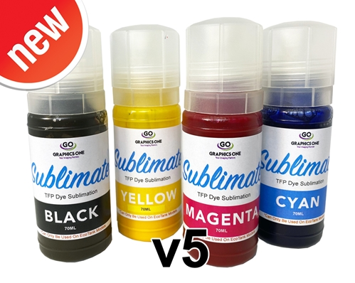 GO Sublimate Ink 70mL v5