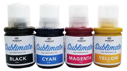 GO Sublimate Ink 140mL