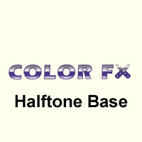 Halftone Base PP-81 Gloss Acrylic Based Ink