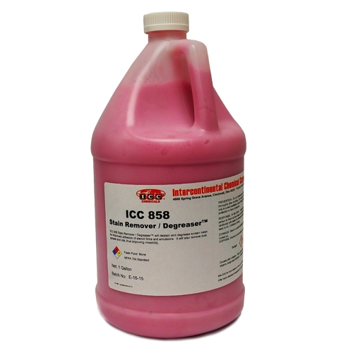 ICC 858 Stain Remover Degreaser