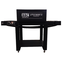 "BBC Little Buddy II 18"" Belt Conveyor Dryer"