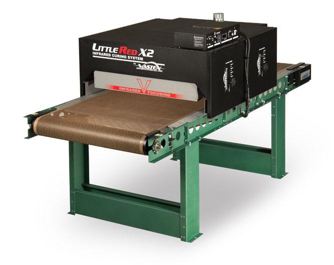 Screen Printing Conveyor Dryers