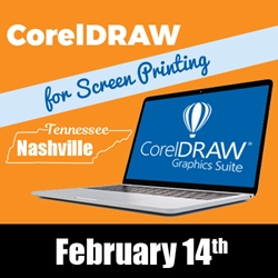 CorelDRAW for Screen Printing - Nashville TN
