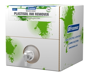 Plastisol Ink Remover (Bean-E-Doo) 5 Gallon