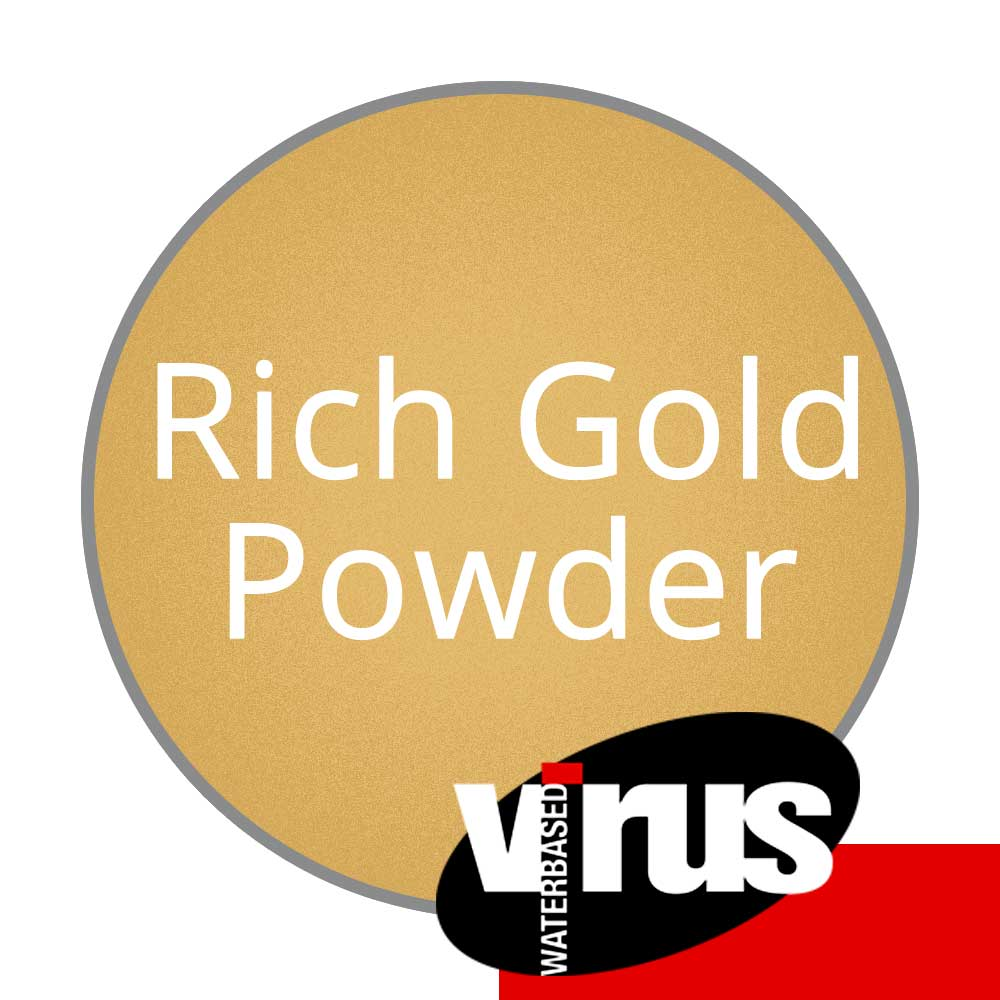 Virus Rich Gold Powder