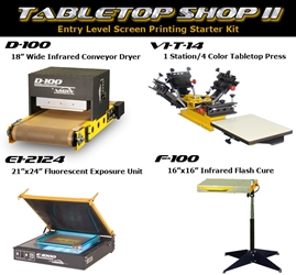 Vastex Tabletop Shop II