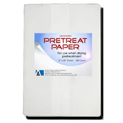 Uncoated Pretreat Paper