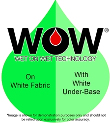 WOW Ready Series Ink Fluo Green FF