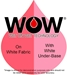 WOW Ready Series Ink Fluo Red FF