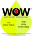 WOW Ready Series Ink Fluo Yellow FF