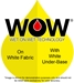 WOW Ready Series Yellow A