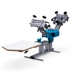 Odyssey 2 Color Screen Printing Press
