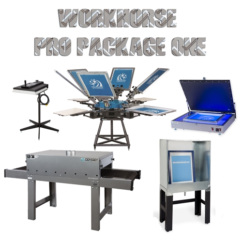 Workhorse Pro Package One