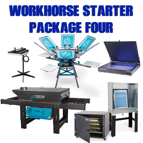 Workhorse Starter Package Four